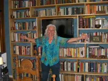 Gaye Crispin's Library