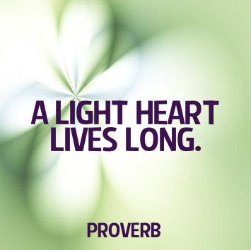 A light heart lives long   ~  #taolife  #life  #quotes