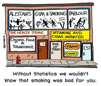A World Without Statistics