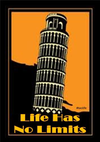 Life has no limits   ~   #vision #spirit #quote #taolife