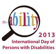 International Day of Persons with Disabilities - IDPD