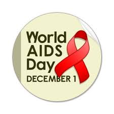World AIDS Day - Dec 1
